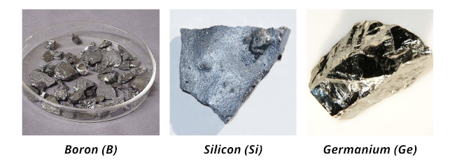 examples of metalloids (What are metalloids on the periodic table)