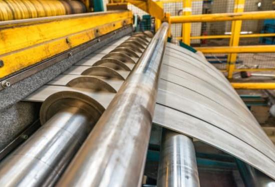 Physical properties of metal: malleability