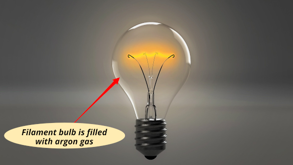 what are the uses of noble gases argon (what is the use of argon gas in daily life)