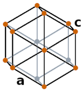 crystal structure of hydrogen