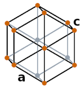 crystal structure of carbon