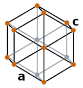 crystal structure of nitrogen