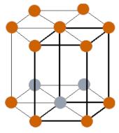 crystal structure of cadmium